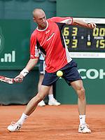 11-7-06,Scheveningen, Siemens Open, rirst round match, Peter Wessels