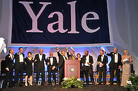 Blue Leadership Ball 2009 Yale University Athletics. Event coverage, candids, reception, to awards presentations.