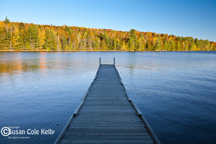Lake Richardson in Richardsontown Township, ME, USA