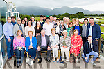 Eileen O'Callaghan from the Failte Hotel Killarney celebrated her 80th birthday with her family at the Killarney Races on Monday evening