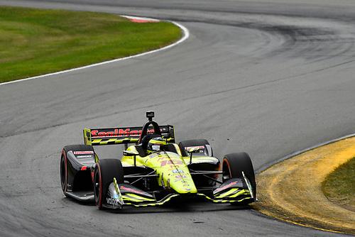 SÈbastien Bourdais, Dale Coyne Racing with Vasser-Sullivan Honda