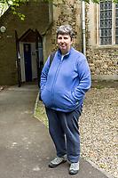 Elizabeth Harper, a voter in the Cherry Hinton district of Cambridge. Interviewed by Amelia Gentleman. Photos by Antonio Olmos