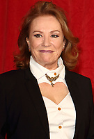 Melanie Hill at The British Soap Awards 2019 arrivals. The Lowry, Media City, Salford, Manchester, UK on June 1st 2019<br /> CAP/ROS<br /> ©ROS/Capital Pictures