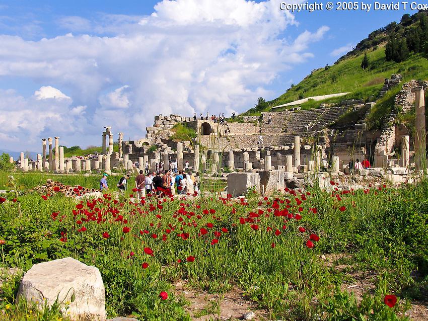 Basilica, Ephesus, Turkey