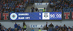 After taking the lead Elgin City concede five at Ibrox