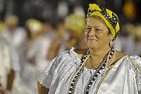 ATENÇÃO EDITOR FOTO EMBARGADA PARA VEÍCULOS INTERNACIONAIS - SÃO PAULO, SP, 01 DE FEVEREIRO DE 2013 - ENSAIO TÉCNICO VAI VAI - Ensaio técnico da Escola de Samba Vai Vai na preparação para o Carnaval 2013. O ensaio foi realizado na noite desta sexta (02) no Sambódromo do Anhembi, zona norte da cidade. FOTO LEVI BIANCO - BRAZIL PHOTO PRESS