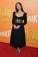07 April 2019 - New York, New York - Zoe Saldana at the New York Premiere of &quot;MISSING LINK&quot;, held at Regal Cinemas Battery Park II.<br /> CAP/ADM/LJ<br /> &copy;LJ/ADM/Capital Pictures