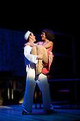 """Sara Spadacene and Jim Dadosky perform in """"Dames at Sea"""" at Hot Summer Nights at the Kennedy."""