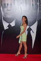 MADRI, ESPANHA, 14 DE MAIO 2012 - PREMIERE HOMENS DE PRETO III -  Jada Smith durante per estréia do filme Homens de Preto III, em Madri capital da Espanha, na noite de ontem domingo, 13. (FOTO: MIGUEL CORDOBA / ALFAQUI / BRAZIL PHOTO PRESS).