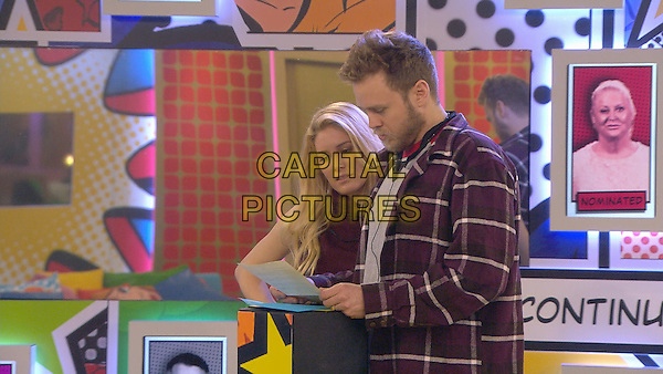 Celebrity Big Brother 2017<br /> Heidi And Spencer<br /> *Editorial Use Only*<br /> CAP/KFS<br /> Image supplied by Capital Pictures