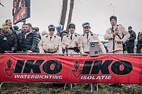 'Les Gendarmes du Cauberg'<br /> <br /> Women U23 Race<br /> UCI CX Worlds 2018<br /> Valkenburg - The Netherlands