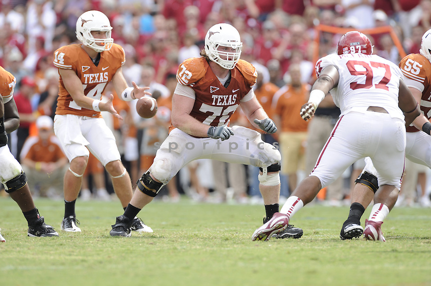 Mason Walters(72) / Texas Longhorns