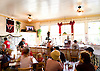 Diners at Hanalei Gourmet, on the island of Kauai, Hawaii. Photo by Kevin J. Miyazaki/Redux
