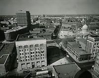 1960 April 13..Redevelopment.Downtown North (R-8)..Downtown Progress..North View from VNB Building..HAYCOX PHOTORAMIC INC..NEG# C-60-5-26.NRHA#..