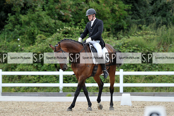 Class 8. Medium 75. British dressage. Brook Farm Training Centre. Essex. 30/07/2017. MANDATORY Credit Garry Bowden/Sportinpictures - NO UNAUTHORISED USE - 07837 394578
