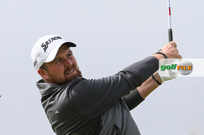 Shane Lowry (IRL) at the 4th  tee during Thursday's Round One at The 146th Open played at Royal Birkdale, Southport, England.  20/07/2017. Picture: David Lloyd | Golffile.<br /> <br /> Images must display mandatory copyright credit - (Copyright: David Lloyd | Golffile).