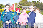 Girl Golfers - Prize winners at The Community Games Pitch and Putt competition held in Tralee Pitch and Putt Club on Saturday morning were l/r Clodagh Foley, Sinead Burke, Megan Reddan, Iona McDirney and Kate Conboye, all from Glenflesk..