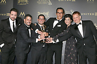 LOS ANGELES - APR 28:  Single Camera Editing, Eat The World With Emeril Lagasse at the 44th Creative Daytime Emmy Awards at the Pasadena Civic Auditorium on April 28, 2017 in Pasadena, CA