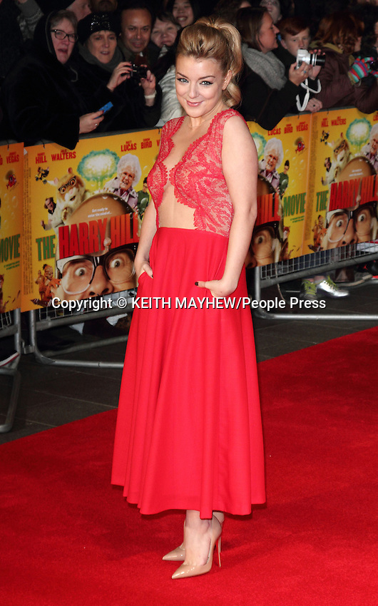 'The Harry Hill Movie' World Premiere at Vue Leicester Square. London - December 19th 2013<br /> <br /> Photo by Keith Mayhew