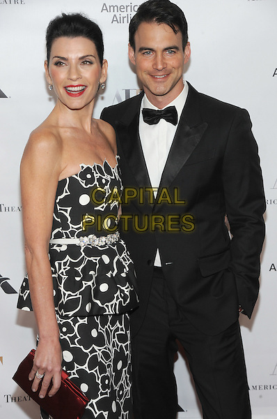 NEW YORK, NY - OCTOBER 20: Julianna Margulies and Keith Lieberthal  attends the American Ballet Theater 2016 Fall Gala on October 20, 2016 at David H. Koch Theater at Lincoln Center in New York City. <br /> CAP/MPI/JP<br /> &copy;JP/MPI/Capital Pictures