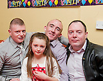 Trevor Ryan celebrates his 30th in The Star And Crescent..Picture: Shane Maguire / www.newsfile.ie.