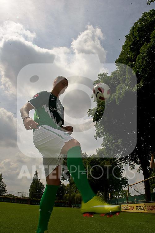 05.07.2010, Platz 5, Bremen, GER, Training Werder Bremen 1. FBL im Bild Marko Arnautovic (Werder #07 )    Foto © nph / Kokenge