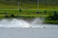 Frame 15: 30-H, 44-S spins out in turn 2   (Outboard Hydroplanes)   (Saturday)