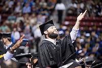 Graduation -- <br /> (photo by Keats Haupt / Mississippi State University)