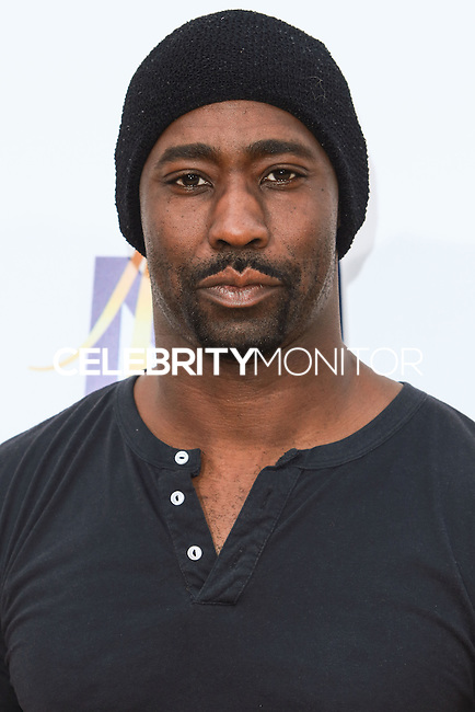 HOLLYWOOD, LOS ANGELES, CA, USA - JUNE 09: D.B. Woodside at the Los Angeles Premiere Of Screen Gems' 'Think Like A Man Too' held at the TCL Chinese Theatre on June 9, 2014 in Hollywood, Los Angeles, California, United States. (Photo by David Acosta/Celebrity Monitor)