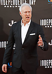 Brent Spiner at the Independence Day Resurgence Premiere held at the TCL Chinese Theatre, Los Angeles CA. June 20, 2016.