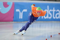 SCHAATSEN: BOEDAPEST: Essent ISU European Championships, 08-01-2012, 1500m Men, Koen Verweij NED, ©foto Martin de Jong