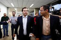 CURITIBA, PR, 25.11.2016 – MAIA-PR – O presidente da Câmara, Rodrigo Maia (DEM-RJ), durante evento do partido PPS na noite desta sexta-feira (25) no SESC em Curitiba (PR). (Foto: Paulo Lisboa/Brazil Photo Press)