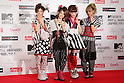 Scandal, June 23, 2012 : MTV VIDEO MUSIC AID JAPAN 2012 at Makuhari messe in Chiba, Japan. (Photo by Yusuke Nakanishi/AFLO) [1090]
