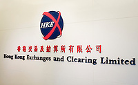 Hong Kong Exchanges and Clearing Limited, Stock Exchange at One and Two Exchange, Hong Kong, China