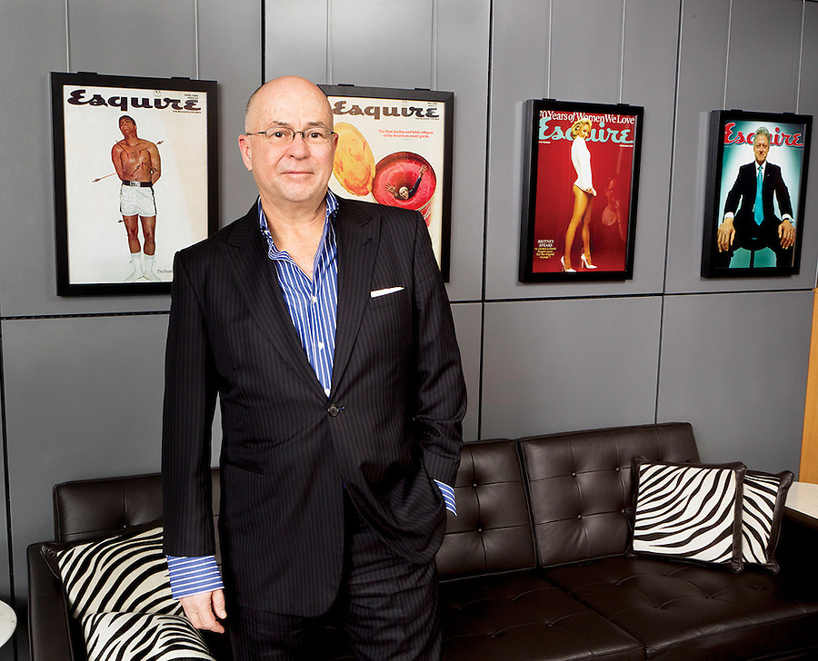 David Granger, Esquire Magazine Editor in Chief.