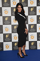 Saira Khan<br /> arriving for the RTS Awards 2019 at the Grosvenor House Hotel, London<br /> <br /> ©Ash Knotek  D3489  19/03/2019