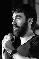 12th July 2019: Comedian Adam Hess plays The Comedy Crate in Northampton.