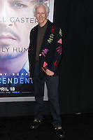 "WESTWOOD, LOS ANGELES, CA, USA - APRIL 10: Robby Krieger at the Los Angeles Premiere Of Warner Bros. Pictures And Alcon Entertainment's ""Transcendence"" held at Regency Village Theatre on April 10, 2014 in Westwood, Los Angeles, California, United States. (Photo by Xavier Collin/Celebrity Monitor)"