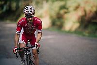 Michael van Staeyen (BEL/Cofidis)<br /> <br /> 59th Grand Prix de Wallonie 2018 <br /> 1 Day Race from Blegny to Citadelle de Namur (BEL / 206km)