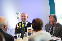 Picture By Allan McKenzie/SWpix.com - 06/04/18 - Cricket - Yorkshrie County Cricket Club Opening Season Lunch 2018 - Emerald Headingley Stadium, Leeds, England - Adam Lyth at the opening season lunch.
