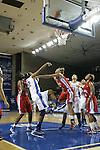 UK Women's Basketball 2012: Delaware