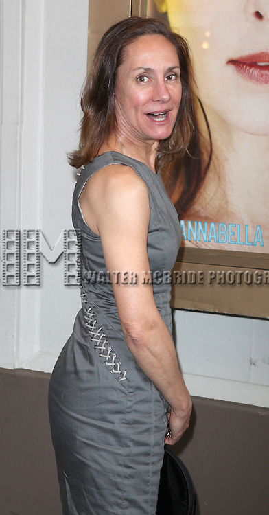 Laurie Metcalf.attending the Broadway Opening Night Performance  for 'The Mother F**ker with the Hat'  in New York City.