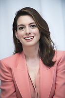 Anne Hathaway at the Serenity' photocall at the Ritz Carlton Hotel in Marina del Rey, CA. January 11, 2019. Credit: Magnus Sundholm/Action Press/MediaPunch ***FOR USA ONLY***