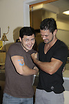 Christopher Sean and Ryan Paevey - A Painting Party where actors and children and adults do paintings to be auctioned off at the Night of Stars and on the Marco Island Princess- Actors from Y&R, General Hospital and Days donated their time to Southwest Florida 16th Annual SOAPFEST - a celebrity weekend May 22 thru May 25, 2015 benefitting the Arts for Kids and children with special needs and ITC - Island Theatre Co. on May 23 , 2015 on Marco Island, Florida. (Photos by Sue Coflin/Max Photos)