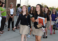 First Day of School 8-16-12