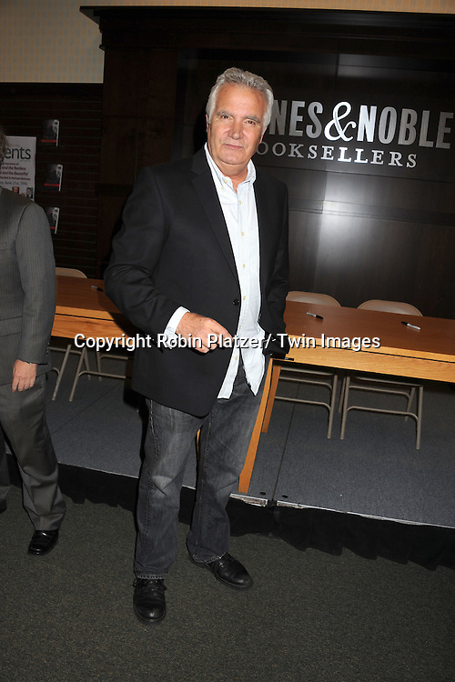 """John McCook attends the book signing of """" The Young & Restless LIfe of William J Bell on June 21, 2012 at The Barnes & Nobles in The Grove in Los Angeles."""