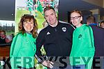 Mary Lyne, John and Jane O'Donoghue Killarney Celtic at the Kerry Club day in Killarney Racecourse on Sunday