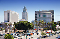 Downtown Los Angeles City Hall and Civic Center