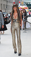 NEW YORK, NY - SEPTEMBER 8: Ebonee Davis arriving to the Daily Front Row Fashion Awards at Four Seasons NY Downtown in New York City on September 8,  2017. <br /> CAP/MPI/RW<br /> &copy;RW/MPI/Capital Pictures