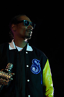 Snoop Dogg performs at Occidental College's Remsen Bird Hillside Theater on Saturday, April 2, 2011 as part of Spring Fest, presented by the Office of Student Life, ASOC and the Programming Board. Opening act was Fashawn. Thousands of people attended, including students, alumni, faculty and staff. (Photo by Marc Campos, Occidental College Photographer)